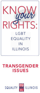 Know Your Rights Transgender Cover