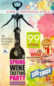 Spring Wine Tasting Party_6-5-12