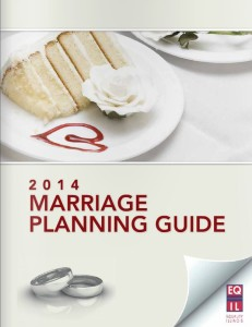 Wedding Guide 2014 Cover