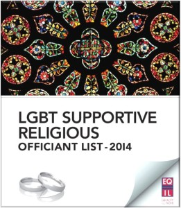 LGBT Friendly Officiants Cover V2
