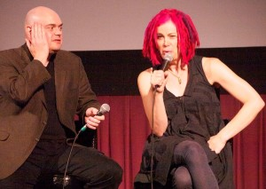 Chicago filmmakers Lana Wachowski and her  brother Andy