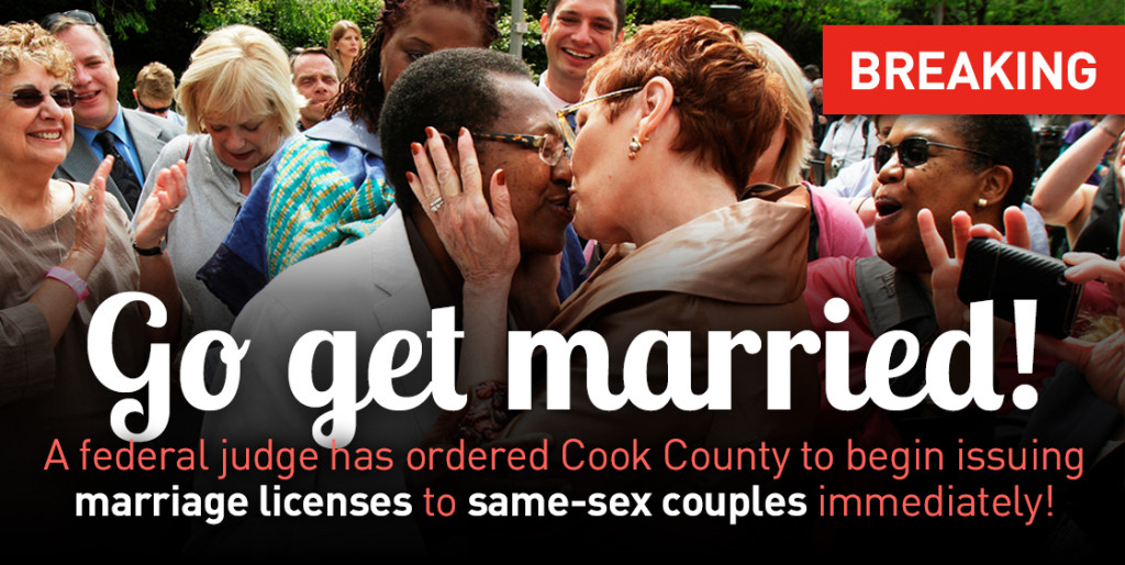 Cook County Marriage Ruling 2