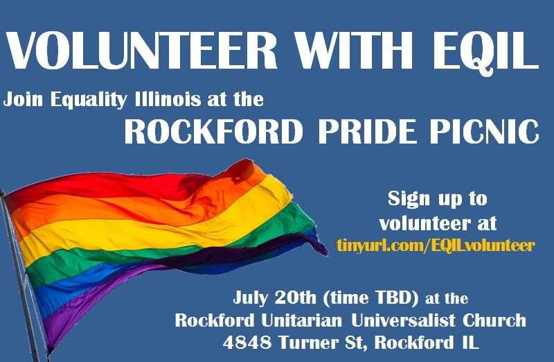 Rockford Pride Picnic 2014