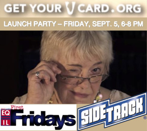 VCard Launch Party