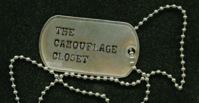 Camouflage Closet