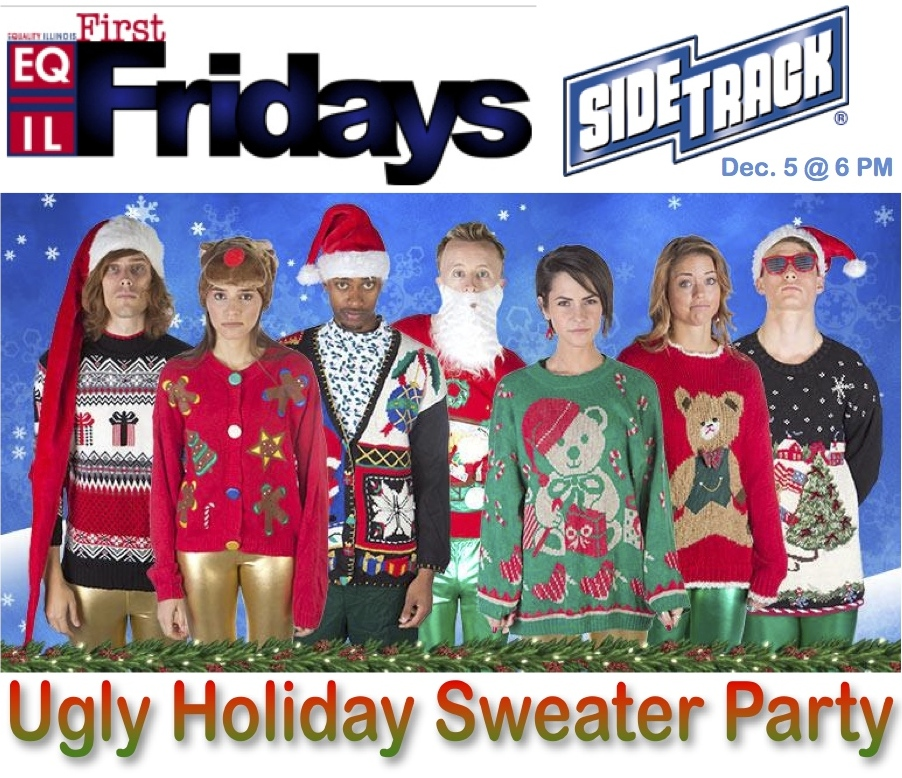 Ugly Sweater First Friday