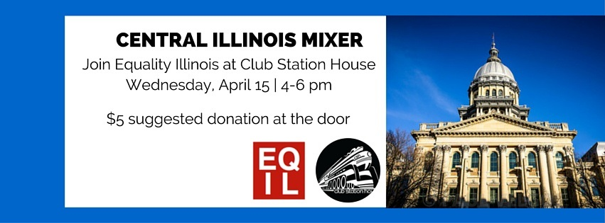 Central Illinois Mixer 2015