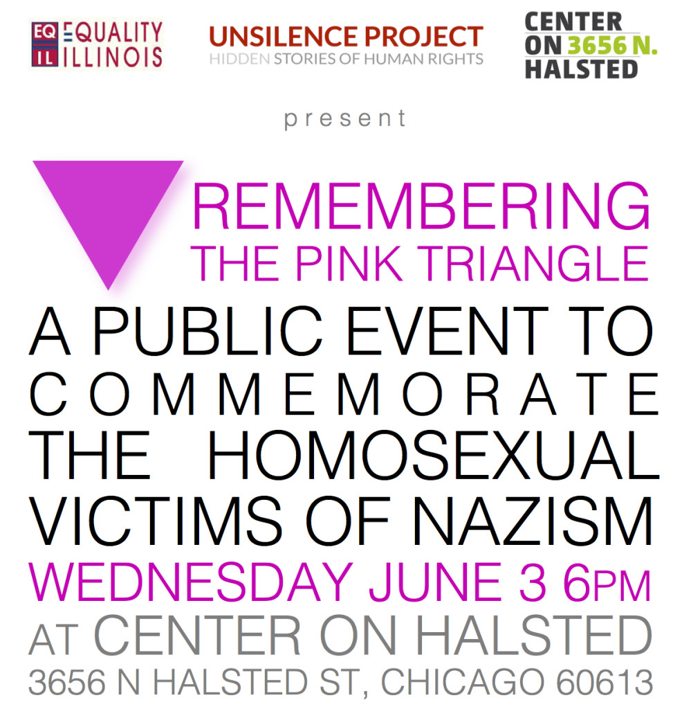 The Pink Triangle _ June03 Event