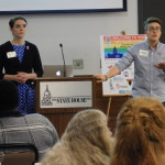 EQIL's Patty Dillon and Sara Jo Malinske discussed tools for expanding our understanding of gender during the LGBT Equality Institute.
