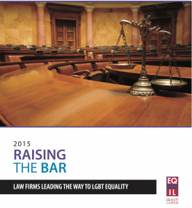 Raising the Bar 2015 cover