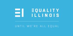 EI logo & slogan