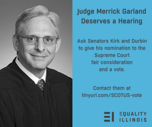 Judge Merrick GarlandDeserves a Hearing