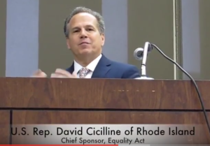 Cicilline video frame grab