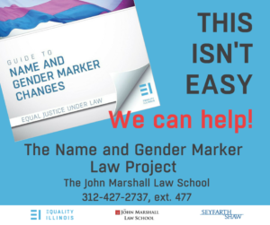 Gender Law Clinic meme
