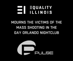 Mourns the victims of the mass shooting in Orlando.
