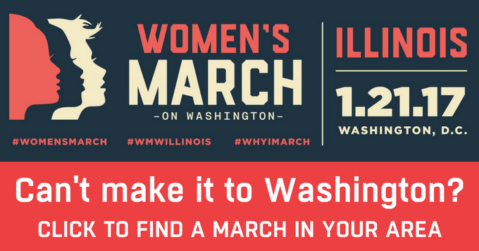 Women's March Locations