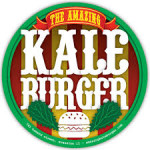 Amazing Kale Burger