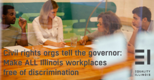 Sexual orientation discrimination illinois